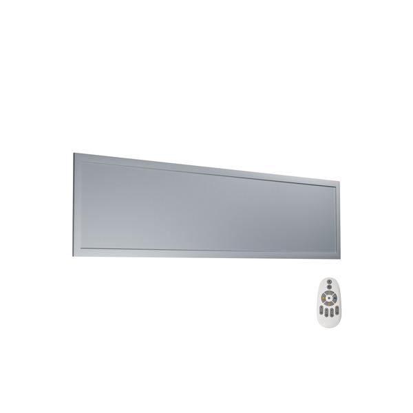 Ledvance 30-W-LED-Aufbaupanel 30 x 120 cm, Farbtemperatur einstellbar per mitgelieferter Fernbedienu