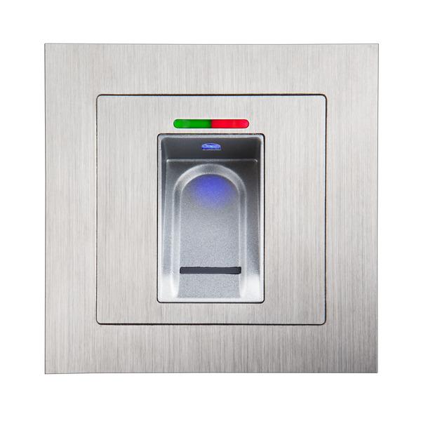 Idencom BioKey Gate Fingerabdruckscanner, Unterputz-Version