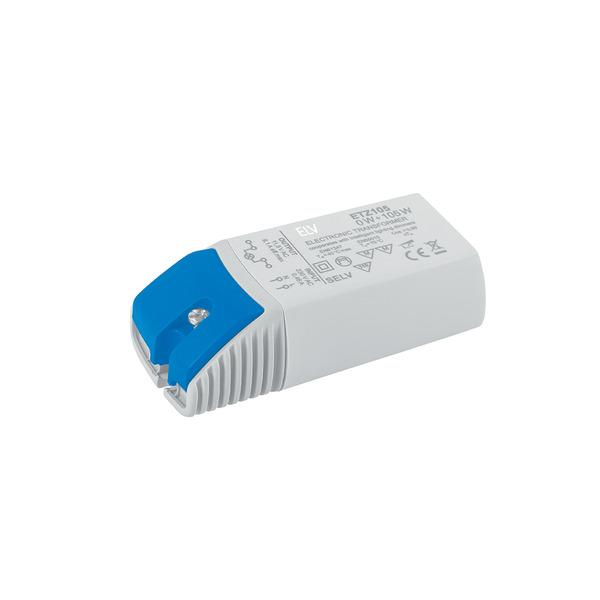 ELV 0,1-105-W-LED-Netzteil, 12 V AC, dimmbar
