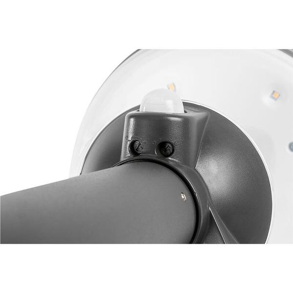 OSRAM Endura Style 4,5-W-LED-Standleuchte, warmweiß, Netz- und Solarbetrieb möglich