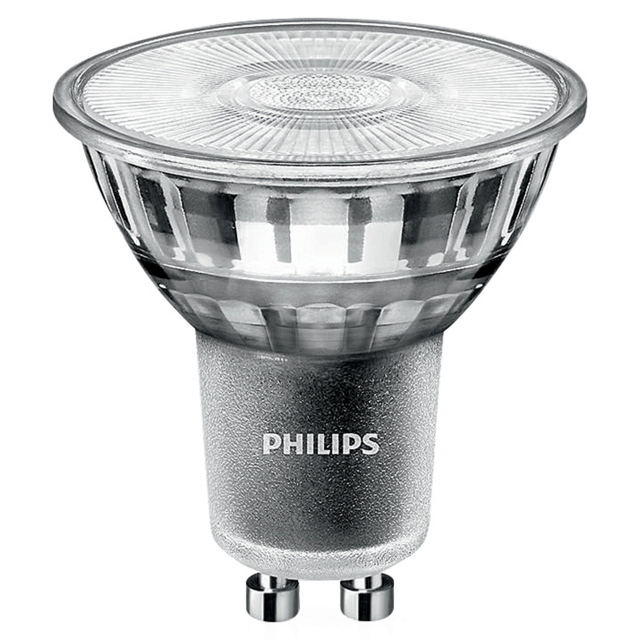 Philips MASTER LEDspot ExpertColor 5-5-W-GU10-LED-Lampe- 97 Ra- warmweiss- dimmbar