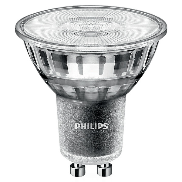 Philips MASTER LEDspot ExpertColor 5,5-W-GU10-LED-Lampe, 97 Ra, warmweiß, dimmbar