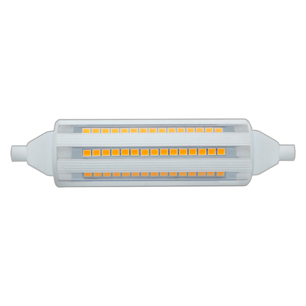 LEDmaxx 17-W-R7s-LED-Lampe, 118 mm, warmweiß