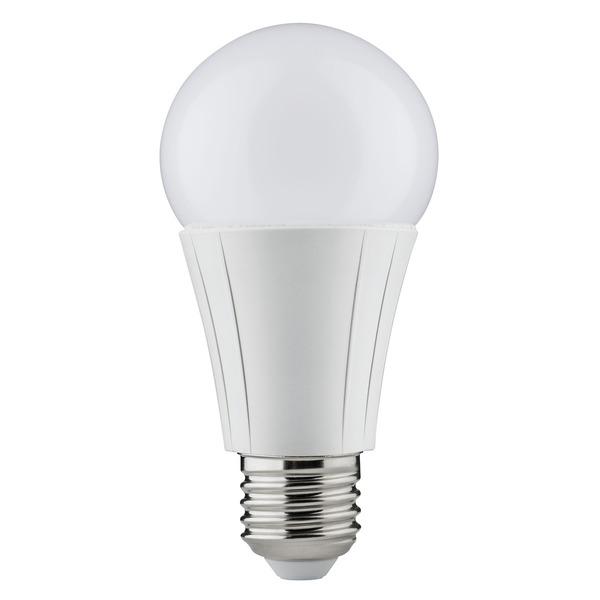 Paulmann SmartHome ZB Soret 8,5-W-LED-Lampe E27, Opal, dimmbar