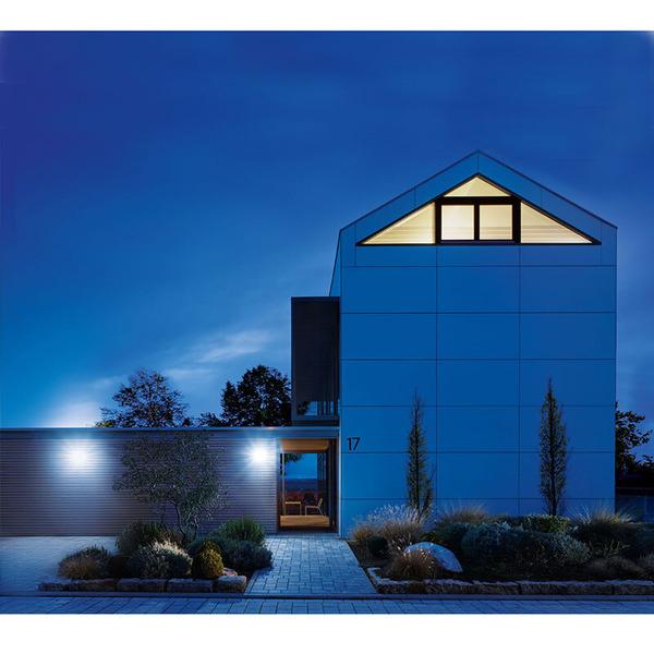 Steinel Sensor-LED-Flutlichtstrahler XLED Home 2, weiß, Z-Wave
