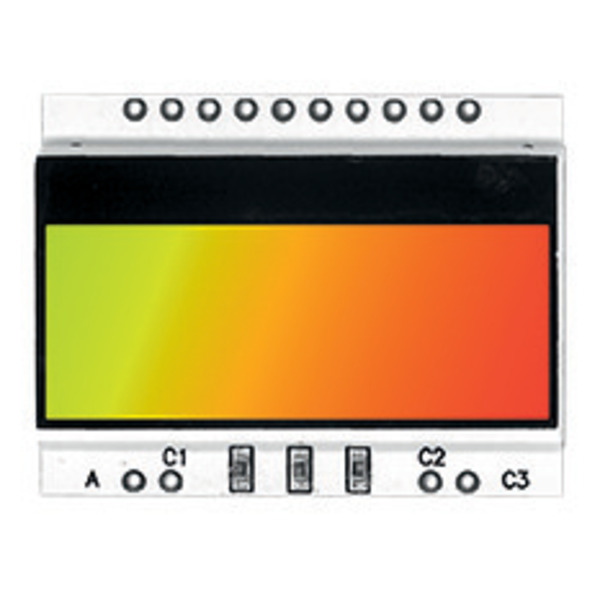 Electronic Assembly LED-Hintergrundbeleuchtung, gelbgrün/rot für EA DOGS104