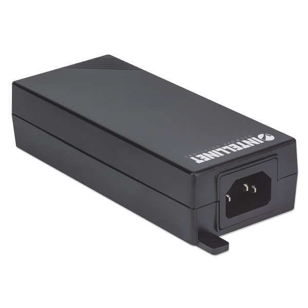Intellinet Gigabit High-Power PoE+ Injektor, 1x 30 W-Port, IEEE 802.3at/af Power over Ethernet