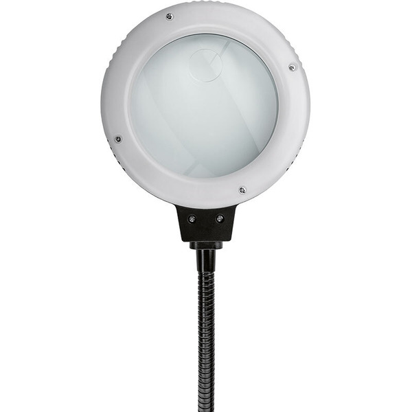 goobay Löthilfe mit LED-Lupenleuchte, 3-fache Vergrößerung