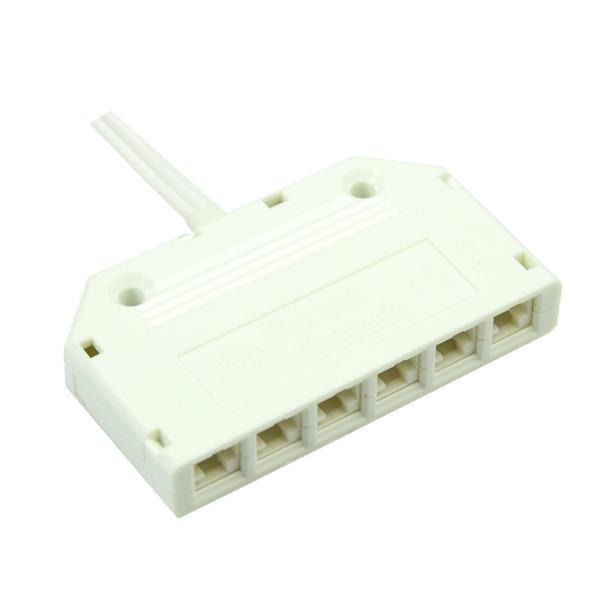 DIODOR Verteiler für LED-Panel, 6-fach