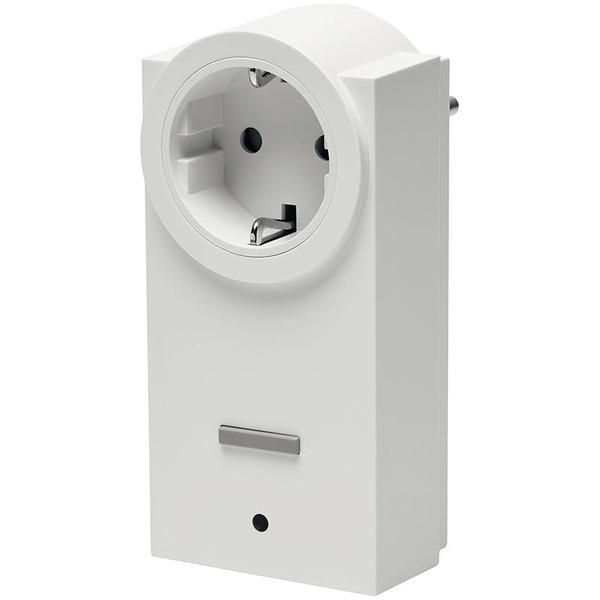 Homematic Funk Schaltaktor 1fach mit Leistungsmessung, Zwischenstecker HM ES PMSw1 Pl
