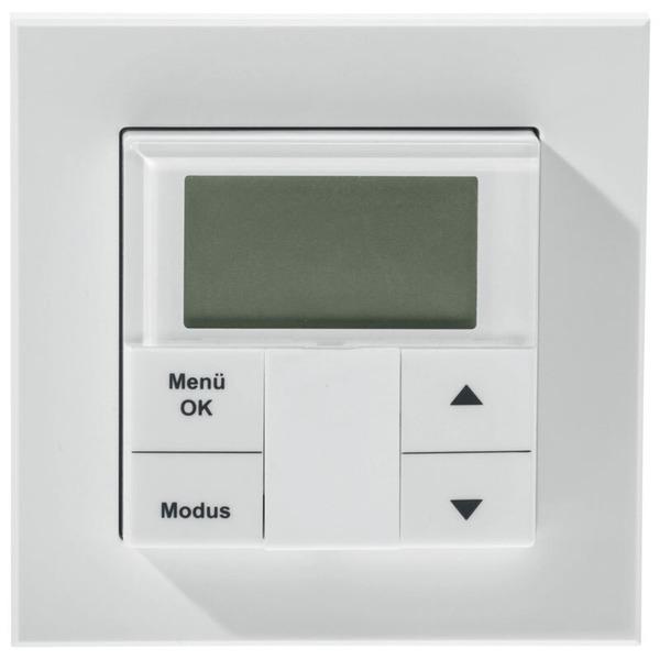 ELV RZA200 Rollladen-Zeitschaltuhr mit Astrofunktion, integrierbar in 55er Rahmen