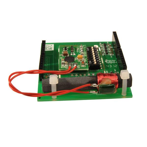 ELV Bausatz Real-Time-Clock-DCF-Modul mit I2C, SPI u. UART-Schnittstelle, RTC-DCF