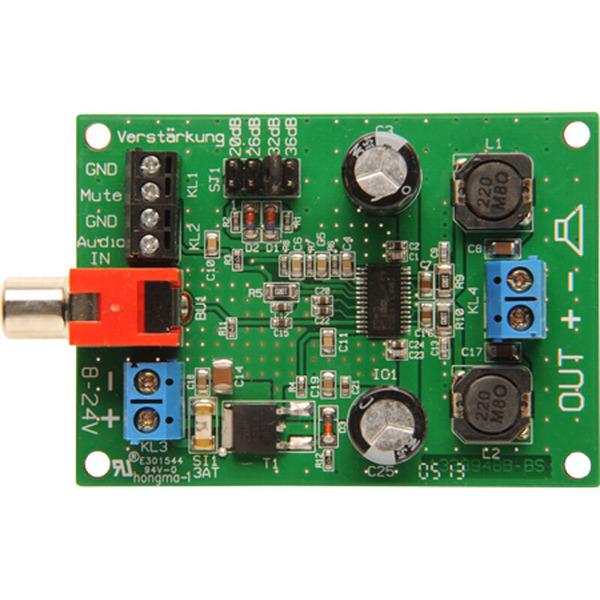 ELV Bausatz 25-W-Mono-Digitalverstärker DA25