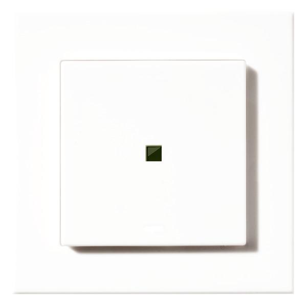 Homematic Funk-Wandtaster 2fach HM-PB-2-WM55-2 für Smart Home / Hausautomation