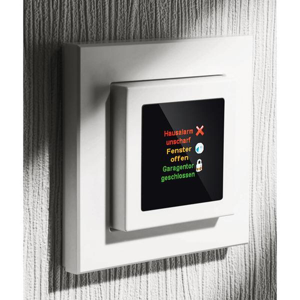 ELV Homematic Bausatz Funk-Statusanzeige, Aufputzmontage HM-Dis-WM55
