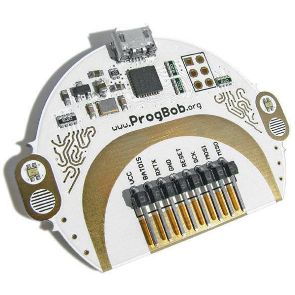 nicai systems USB-Programmer PROG-BOB, für Roboterbausatz B-O-B-3