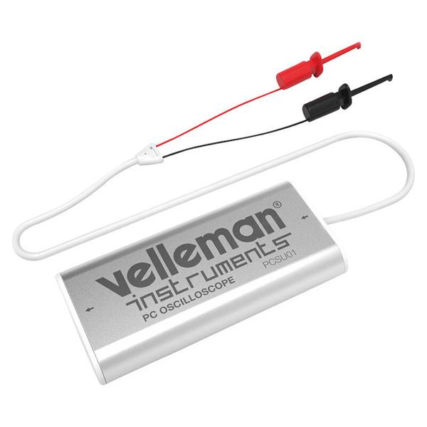 Velleman Mini-PC-Oszilloskop PCSU01
