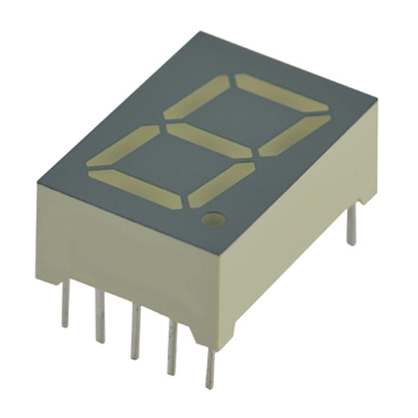 opto devices 7-Segment-Anzeige, OS-3912AUHR-21-L4.0, rot, 10 mm