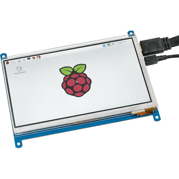 "JOY-iT Touch-Display 17,78 (7"") für Raspberry Pi"