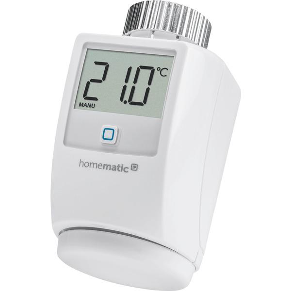 ELV Homematic IP Bausatz Heizkörperthermostat HmIP-eTRV-2, für Smart Home / Hausautomation