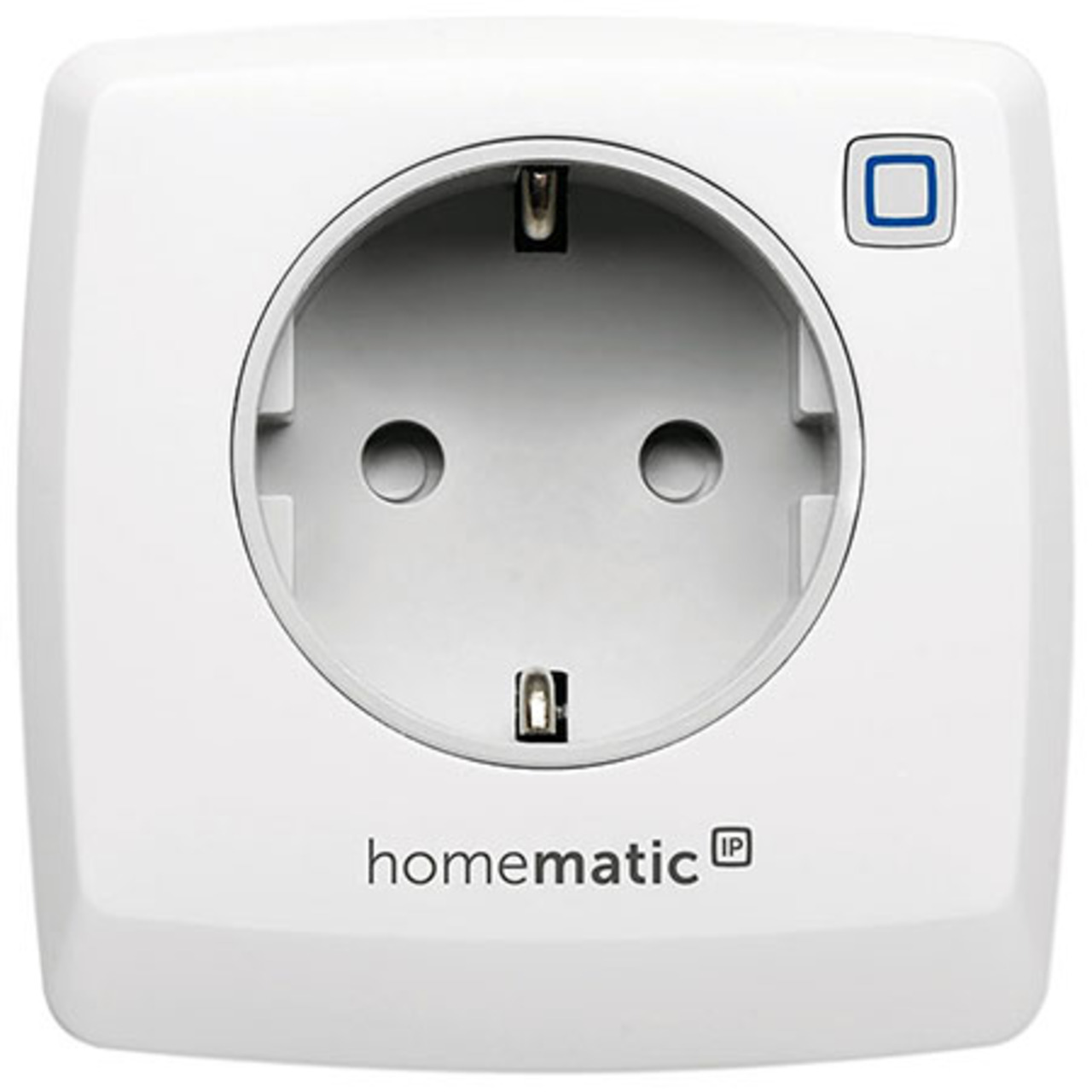 Homematic IP Schalt-Mess-Steckdose HMIP-PSM für Smart Home - Hausautomation