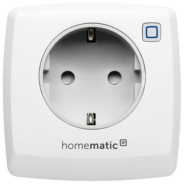 Homematic IP Smart Home Schalt-Mess-Steckdose HMIP-PSM