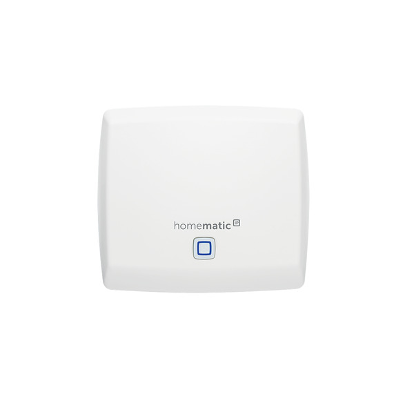 Homematic IP Starter Set Raumklima mit Access Point, Heizkörperthermostat und Fenster-/Türkontakt