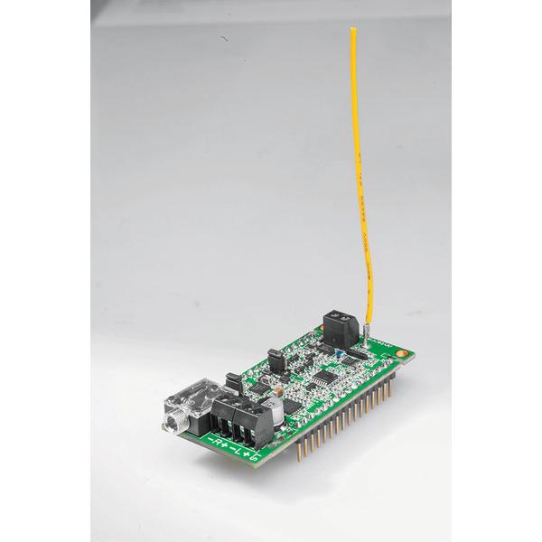 ELV Komplettbausatz FM-Receiver Modul mit Si4705, FM-RM1 inkl. Bedien- und Anzeigeeinheit FM-RM1BE