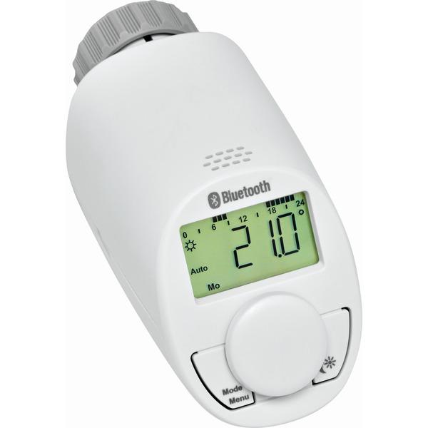 Eqiva BLUETOOTH® Smart Heizkörperthermostat, mit App-Steuerung