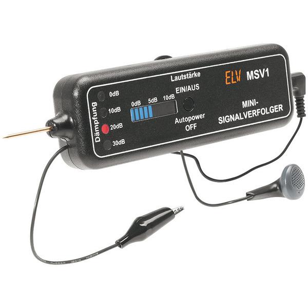 ELV Bausatz Mini-Signalverfolger MSV1