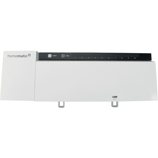 Homematic IP Smart Home Fußbodenheizungsaktor HmIP-FAL230-C6 – 6fach, 230 V