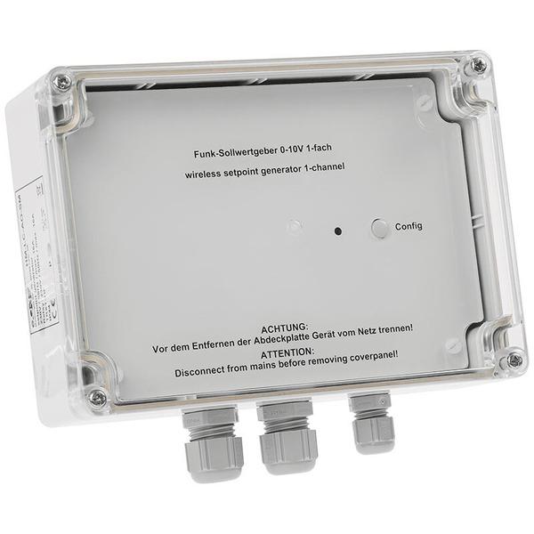 ELV Homematic Komplettbausatz Funk-Sollwertgeber 0-10 V Aktor HM-LC-AO-SM