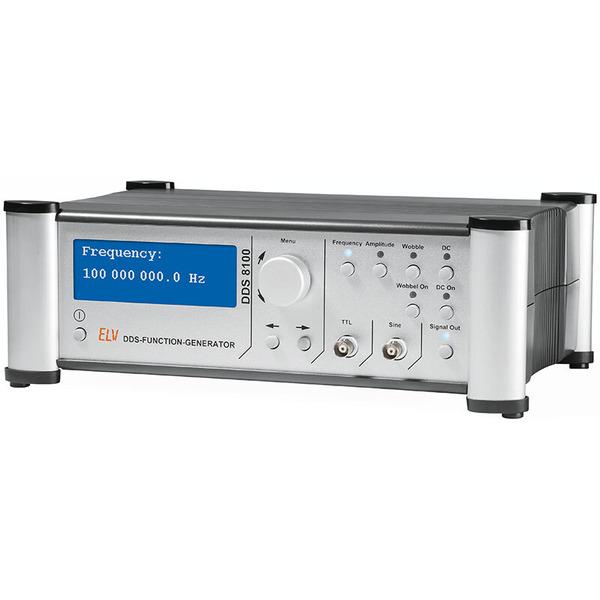 ELV Bausatz 100 MHz-Funktionsgenerator DDS8100