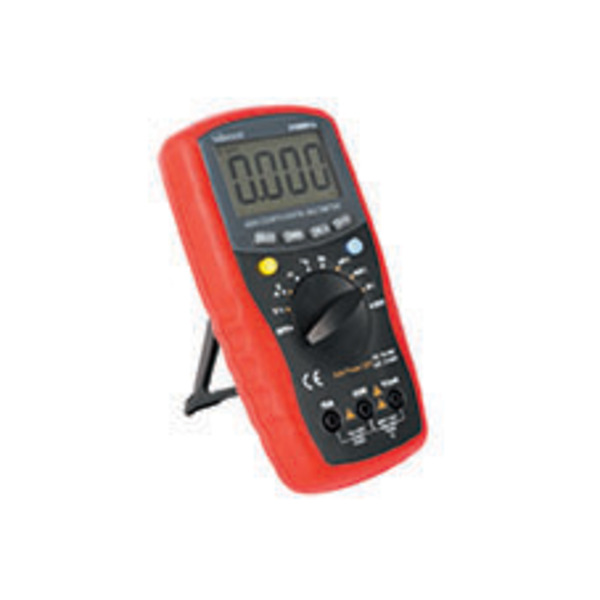Velleman Digital-Multimeter - CAT III 600 V / CAT IV 300 V - 15 A