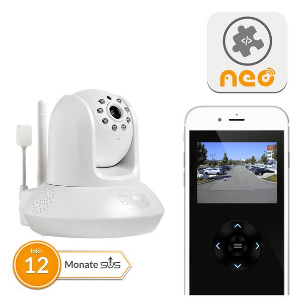 mediola NEO Plugin für Edimax IP-Kameras (inkl. 12 Monate Subscription Update Service)