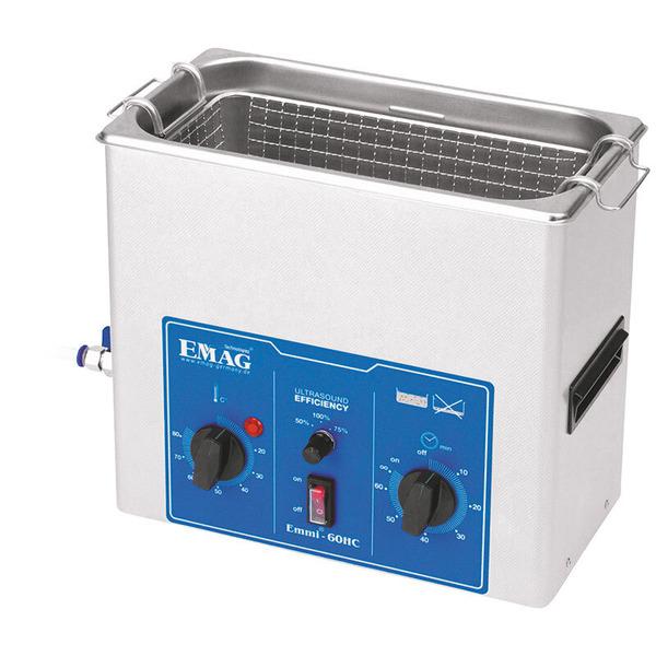 EMAG Ultraschallreiniger EMMI 60 HC, 6,0 L, 350 W