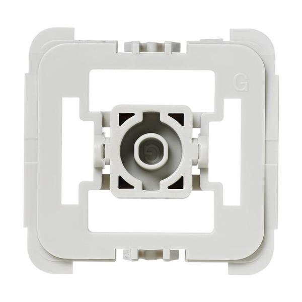 Installationsadapter für Schalter Gira 55, 20er-Set für Smart Home / Hausautomation