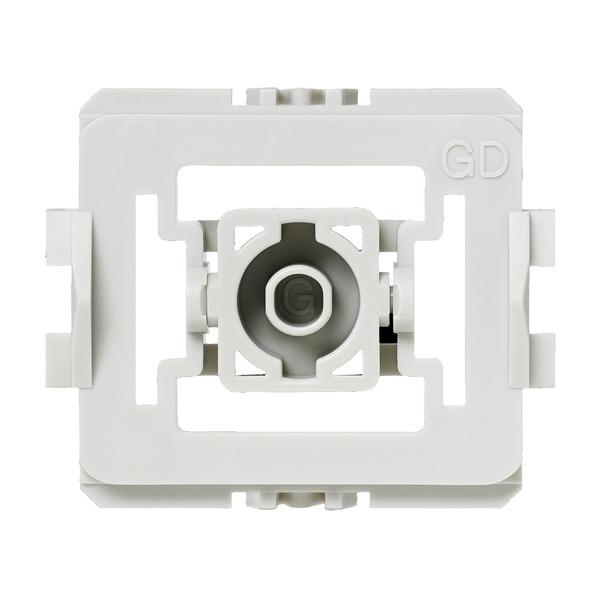 Installationsadapter für Gira Standard Schalter, 20er-Set für Smart Home / Hausautomation
