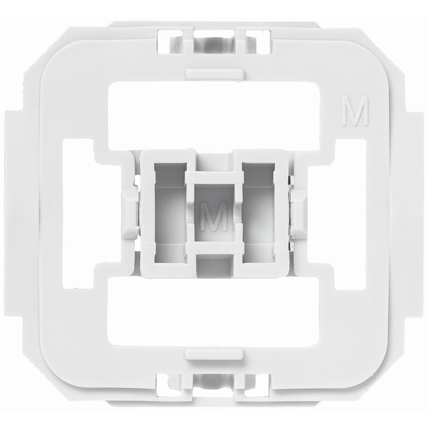 Installationsadapter für Merten-Schalter, 1er-Set für Smart Home / Hausautomation