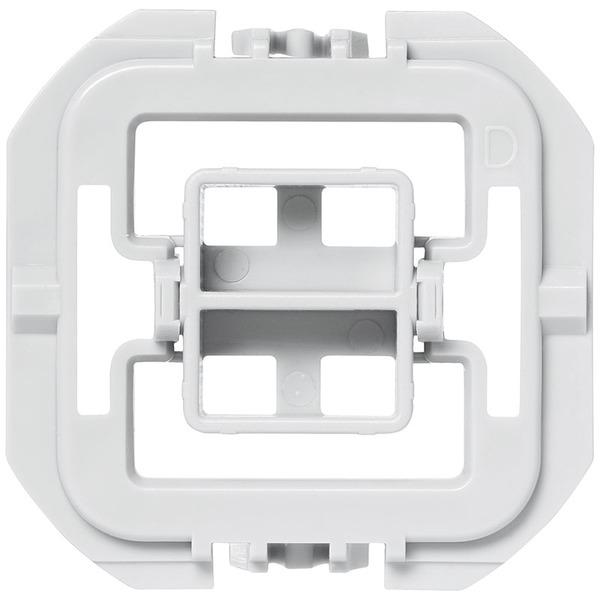 Installationsadapter für Düwi/Popp-Schalter, 1er-Set für Smart Home / Hausautomation