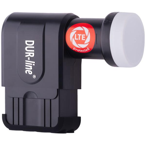 DUR-line Premium-LNB +Ultra Octo, für 8 Teilnehmer, 52-65 dB Grundverstärkung, LTE-Filter