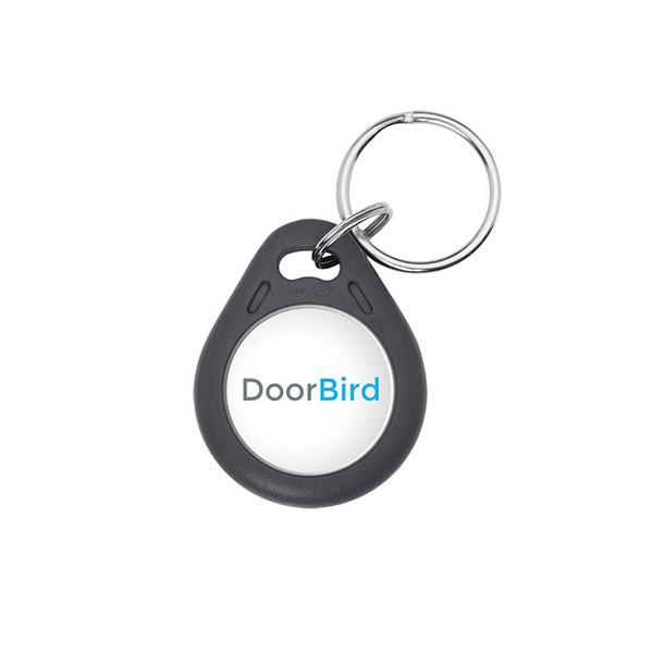 DoorBird LAN-Video-Türsprechanlage D2101V, Unterputz-Version, Edelstahl, seidenmatt, RAL7016