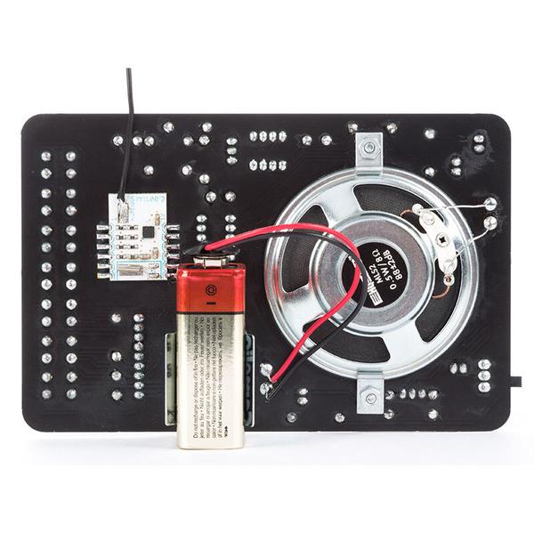 Velleman Bausatz Digital gesteuertes UKW-Radio MK194N