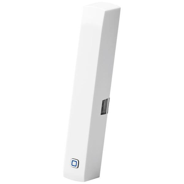 Homematic IP 3er Set Fenster- und Türkontakt HMIP-SWDO, optisch für Smart Home / Hausautomation