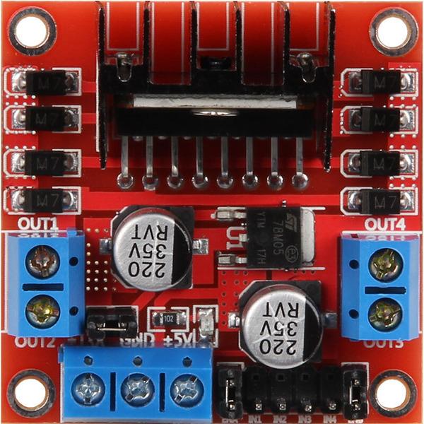 Joy-IT Motormodul für SBC wie Raspberry Pi oder Arduino