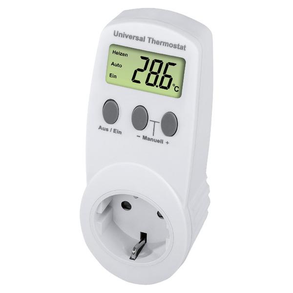 Eqiva Universal-Thermostat UT 300, Temperaturbereich -40 bis + 99,9 °C
