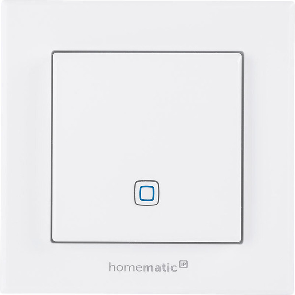 Homematic IP Smart Home Temperatur- und Luftfeuchtigkeitssensor HmIP-STH – innen
