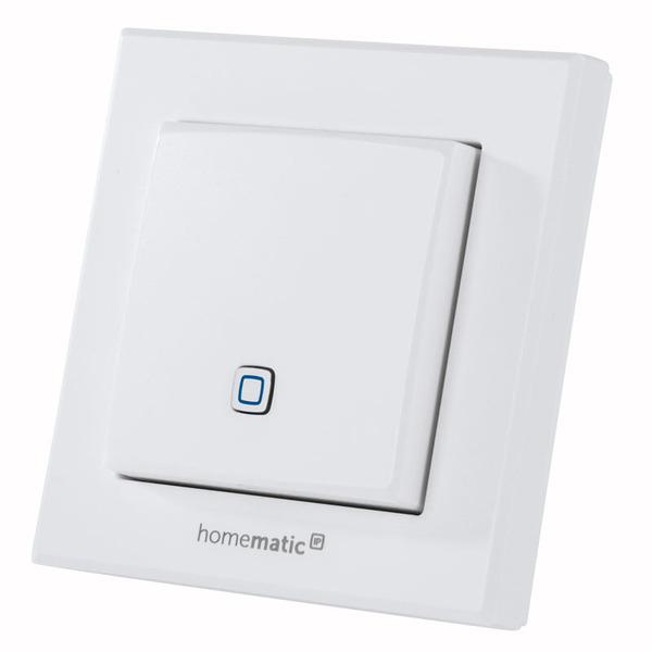 Homematic IP Temperatur- und Luftfeuchtigkeitssensor HmIP-STH – innen