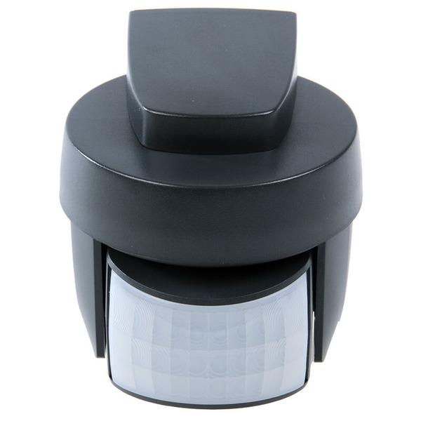 ELV Homematic IP ARR-Bausatz Bewegungsmelder HmIP-SMO-A mit Dämmerungssor - außen, anthrazit