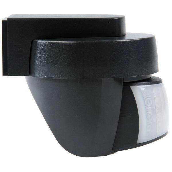 Homematic IP Bewegungsmelder HmIP-SMO-A mit Dämmerungssensor – außen, anthrazit, für Smart Home